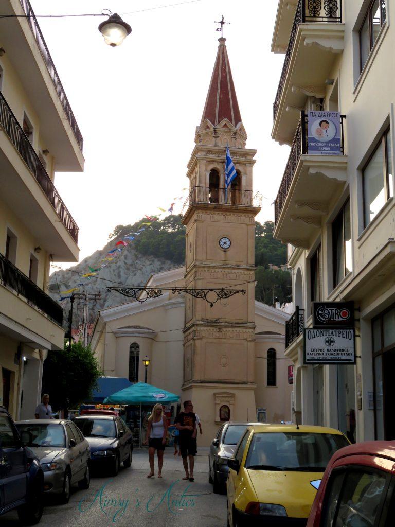 St Nicholas Church in Zakynthos Town