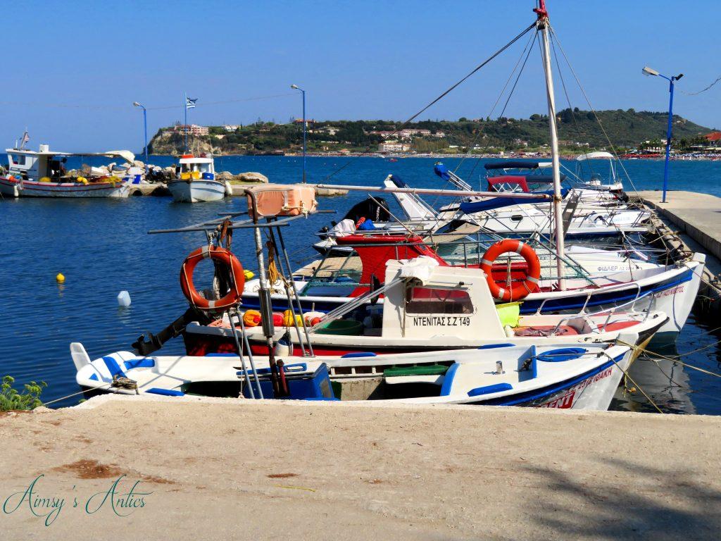 Tsilivi Harbour
