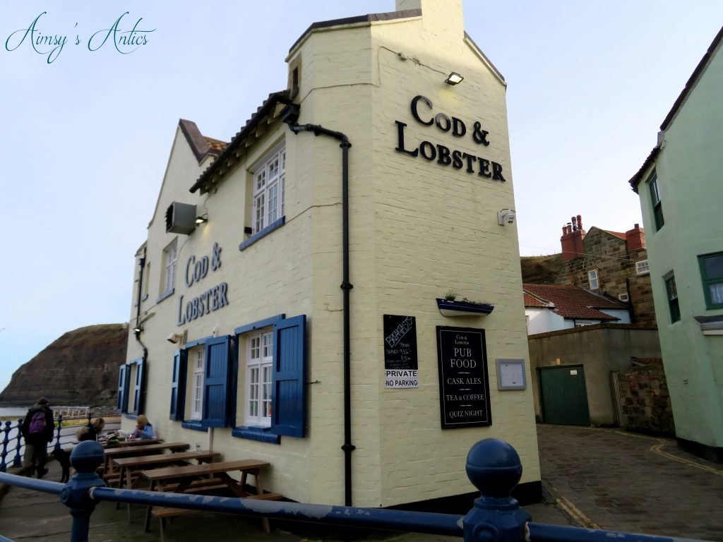 The Cod and Lobster Pub