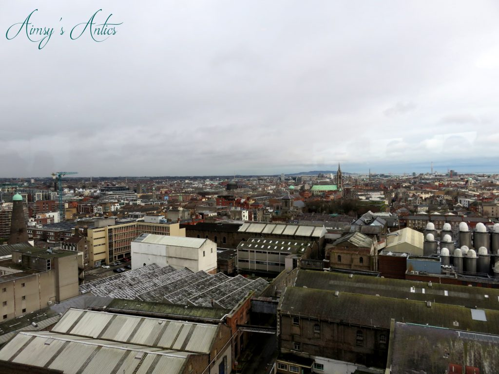 Guinness Store House Gravity Bar