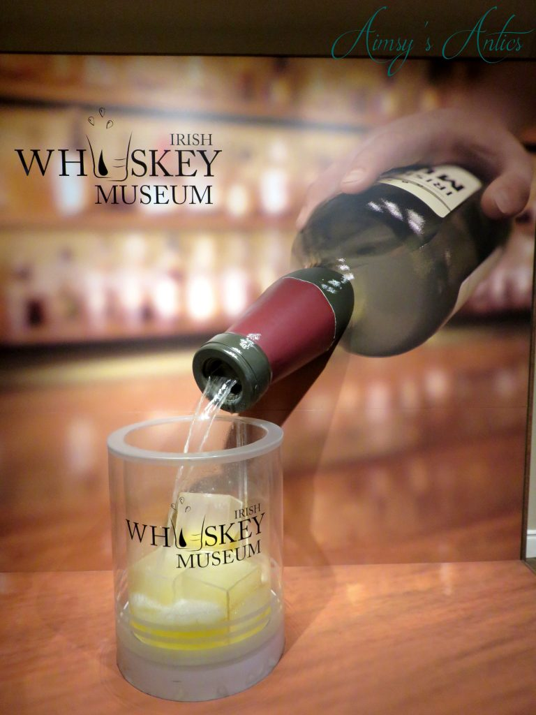 Irish Whiskey Museum Dublin