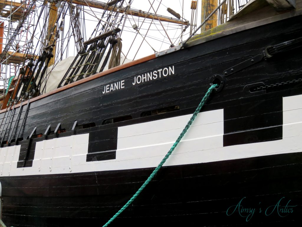 Jeanie Johnson Tall Ship