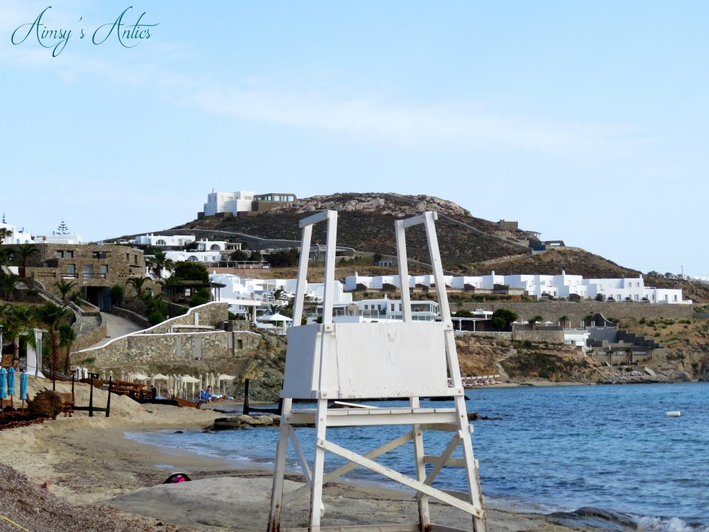 Agios Ionnis Beach aka Shirley Valentine beach, Mykonos