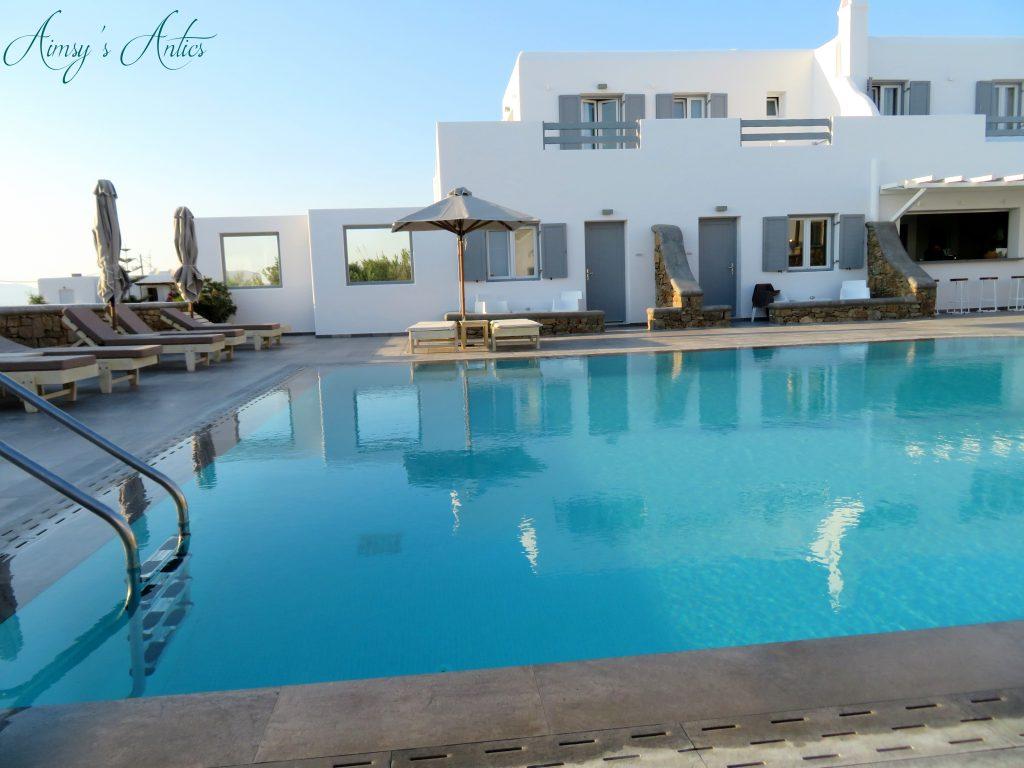 Anna Maria Hotel Mykonos Pool