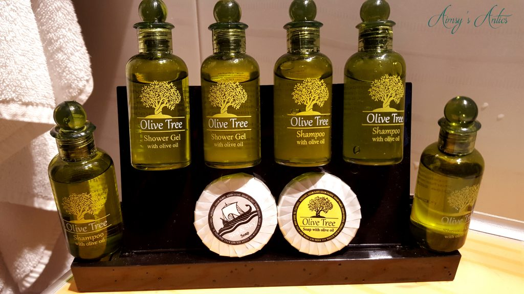 Olive Oil products - Anna Maria Hotel Mykonos