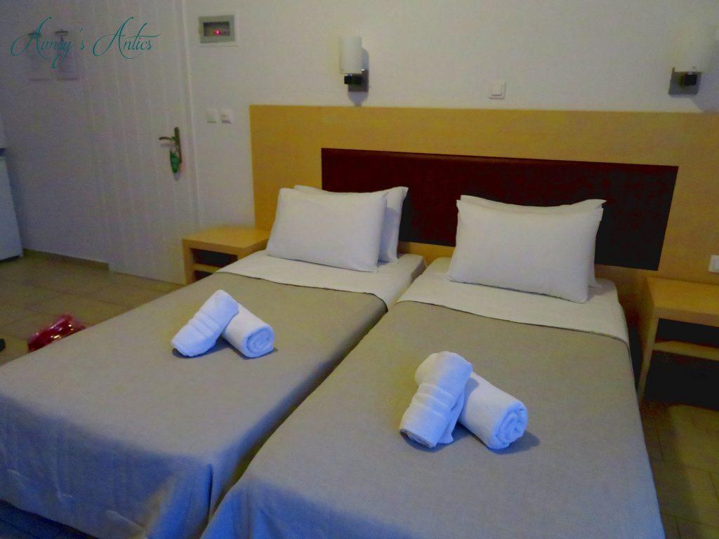 Anna Maria hotel - room