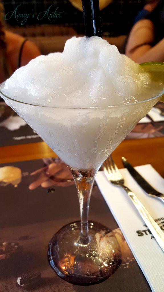 Frozen Daiquiri cocktail
