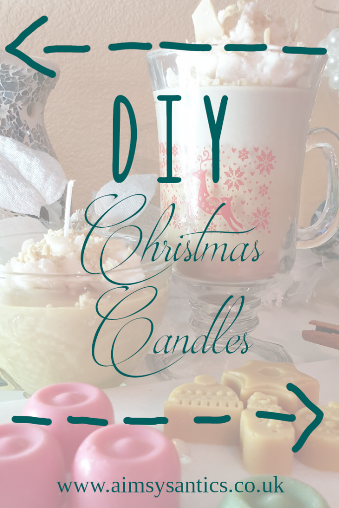 Diy Christmas Candles 3 Ways To Make Your Own Aimsy S Antics